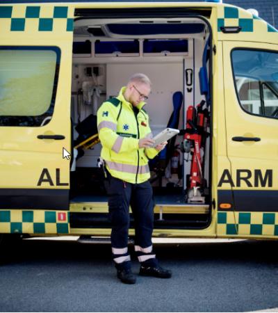 klip ambulance